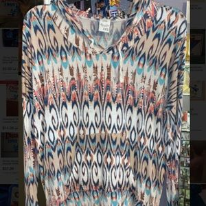 American rag thin long sleeve/ sweatshirt